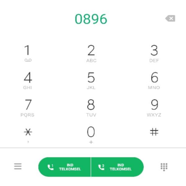 0896 Nomor Apa Inilah Kartu Dan Providernya